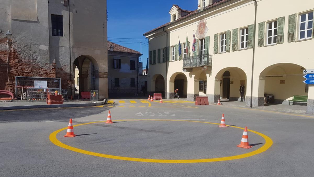 Segnaletica di cantiere Alpignano